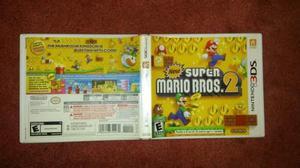 New Super Mario Bros 2 Para Nintendo 3ds En Mexico Ofertas
