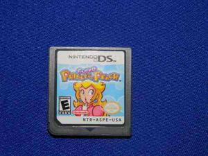 Super princess peach. nintendo ds