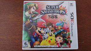 SUPER SMASH BROS NINTENDO 3DS XL ENVÍO segunda mano  México (Todas las ciudades)
