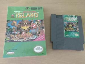 Adventure island juego nintendo nes capulinita