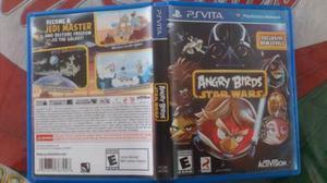 Angry birds: star wars para ps vita