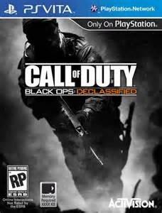 Call of duty black ops declassified ps vita nuevo citygame