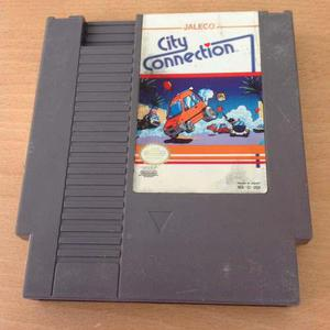City connection juego nintendo nes