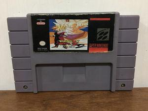 Dragon ball z 2 para super nintendo / snes buen estado