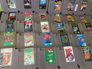 Gran Paquete 35 Juegos Nintendo Nes 12 Msi Mario