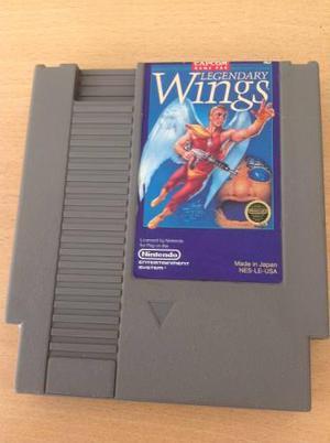 Legendary wings nintendo nes cartucho juego