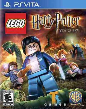 Lego harry potter years 5-7 ps vita nuevo citygame