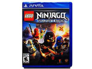 Lego ninjago shadow of ronin nuevo - ps vita