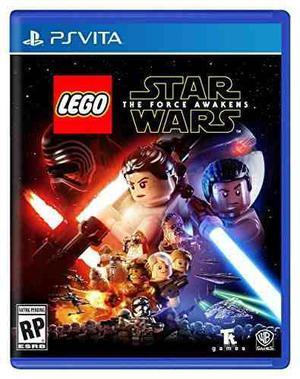 Lego star wars la fuerza despierta - playstation vita stand