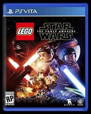 Lego star wars ps vita perfecto estado---------------mr.game