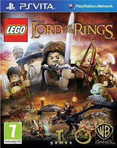 Lego The Lord Of The Rings Psvita
