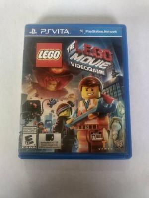 Lego the movie ps vita