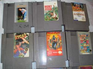 Nintendo nes y snes juegos varios mmu