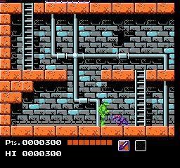 Nintendo paquete juegos little nemo tortugas ninja lolo nes