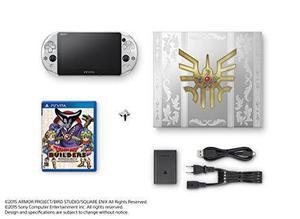 Playstation vita dragon quest edición de metal slime (drag