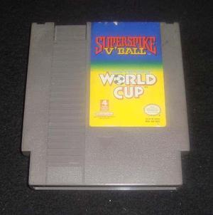 Superspike v ball nintendo world cup para nes
