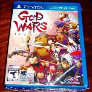 Videojuego god wars future past ps vita físico nuevo