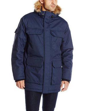 4da281093 Chamarra abrigo termico parka chaqueta gorro nieve frio ski