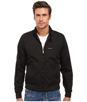 Chamarra members only iconic racer jacket a-680