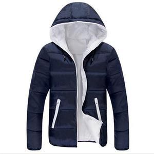 Chaqueta de invierno de los hombres abrigo cómodo