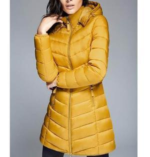 Elegante hot chica abrigo complet mujer 100% calidad mostaza