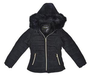 Lote 15 chamarras chaleco mujer cbf2318 - coca bella fashion