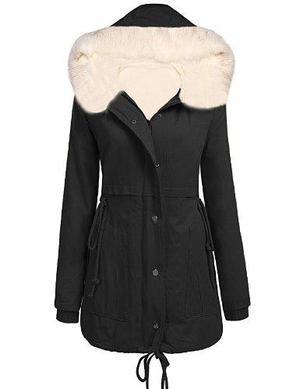 Parka chamarra abrigo ultra termica fleece polar invernal 3e94f961785c