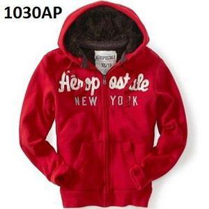 S, m, l- chamarra aeropostale roja s1030ap ropa hombre origi