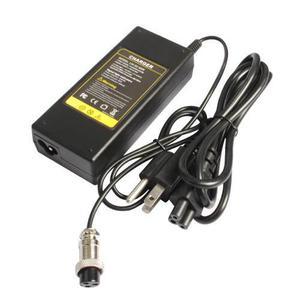 Cargador de batería para bicicleta eléctrica 36v dc 1.8ah