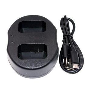 Cargador doble generico bateria pila sony np fw50