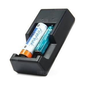 Cargador inteligente usb de baterias 3.7v 18650 14500 26650