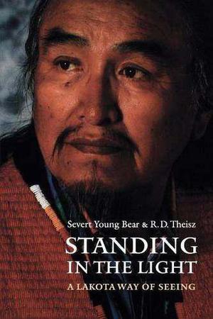 De pie en the luz: la camino de visión lakota (vidas indi