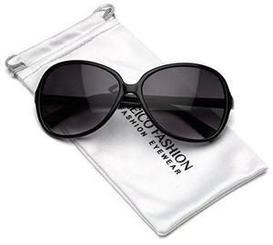 Gafas De Sol Para Gafas De Sol Ronda Conformado Mariposa Par