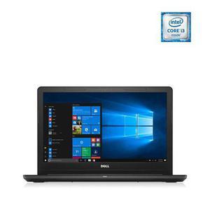 Laptop dell inspiron intel intel core i3 ram 4gb dd 1tb w10