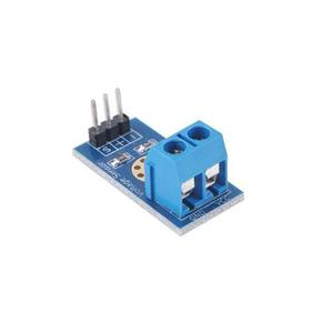 Modulo sensor detector de voltaje 0 a 25v arduino pic