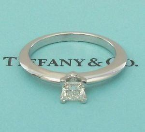 e04e97aa5d4a Anillo de compromiso tiffany   co.24 ct diamante original en México ...