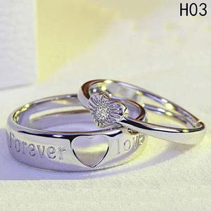 136e620b1ee7 Anillos corazones compromiso boda amor novios parejas en México ...
