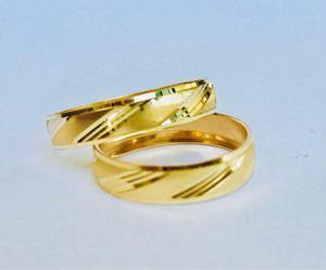 c48d25908923 Anillos talla extra matrimonio oro argollas boda par