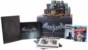 Batman arkham edicion de coleccion playstation 3 ps3 juego