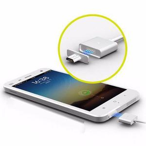 Cable cargador magnetico micro usb android