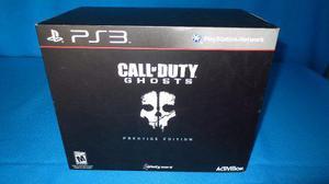 Call of duty ghosts ps3 prestige edition *completo y nuevo*