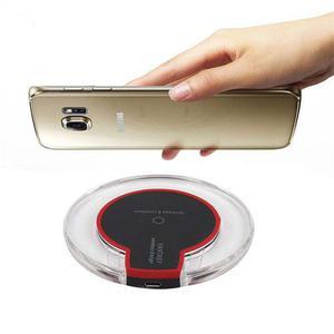 Cargador inalambrico samsung galaxy iphone nokia lg celular