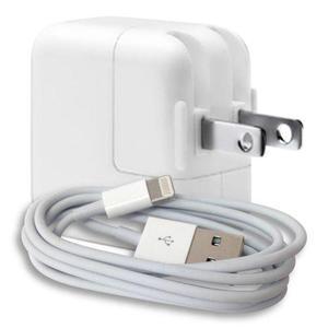 Cargador ipad air ipad mini pro cubo 2a + cable carga usb