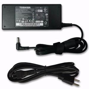 Cargador laptop original toshiba satellite 19v 4.74a 90w