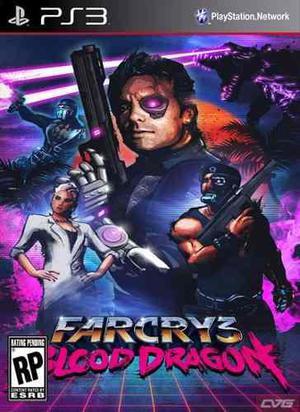 Far cry 3 - blood dragon ps3