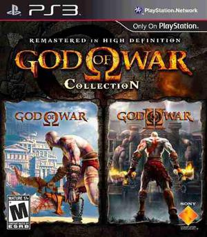 God of war collection, ascensión ultimate edition ps3