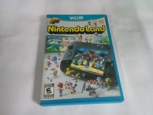 Nintendo land wii u (cementerio de los videojuegos retro)