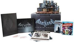 Playstation 3 batman arkham origins collectors edition nueva