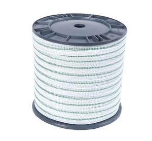 Polytape rollo de cinta electrica de 20mm x 200mts blanco