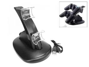 Stand base cargador controles inalámbricos ps3 playstation